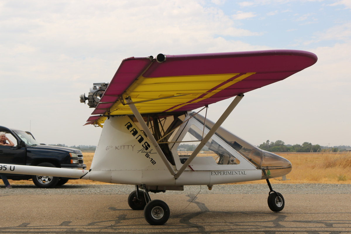 Rans S-12   Price Reduced to $8,000