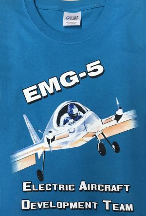 Your T-Shirt EMG-5