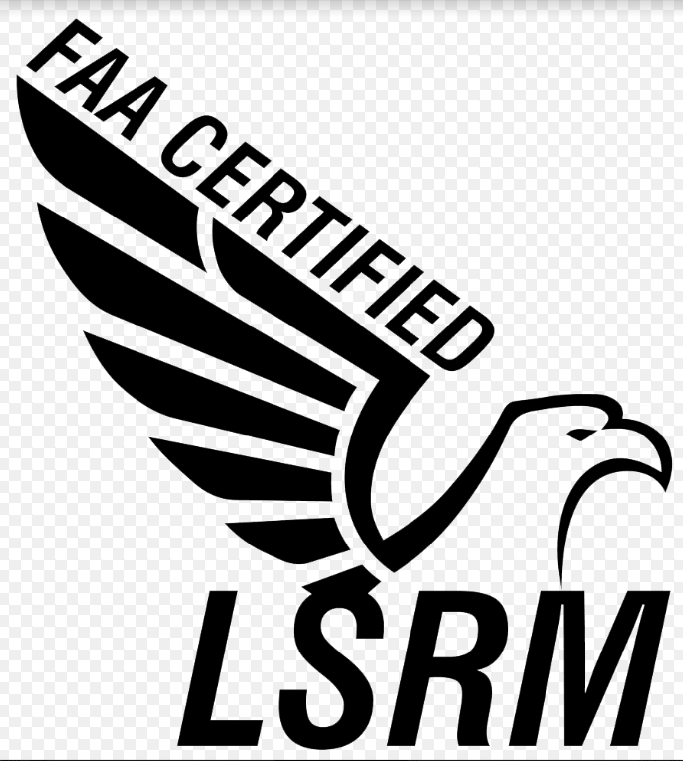 LSRM Decal