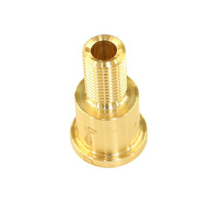 12MM x 1.25mm x .5″ Tube – Brass Adapter (compression tester)