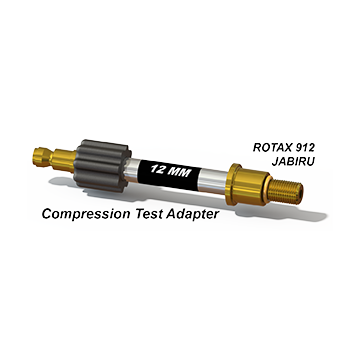 Compression Test Adapter 12 MM (T Style)